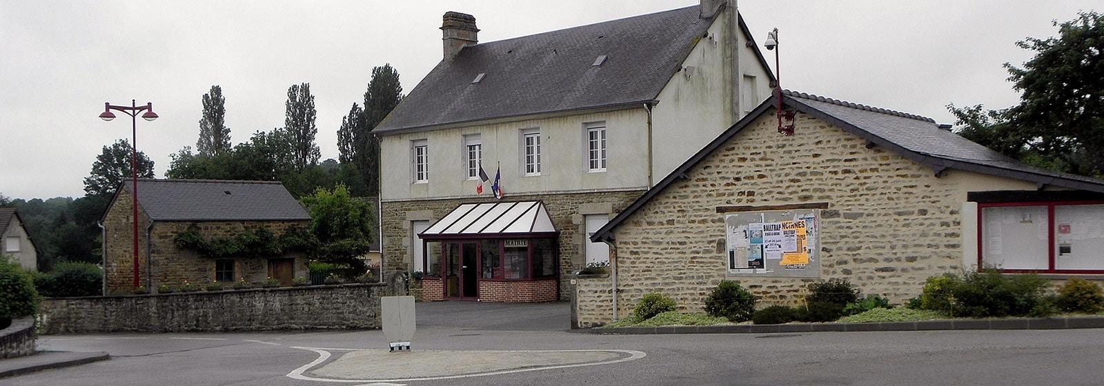 La Ferrière-Bochard