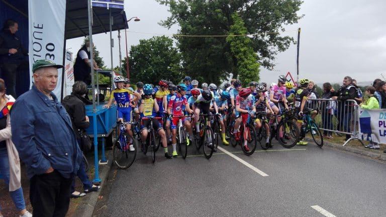 course cycliste